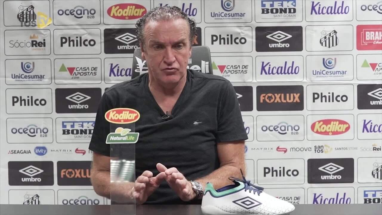 Confira a coletiva do técnico Cuca após a derrota para o Fluminense por 3 a 1