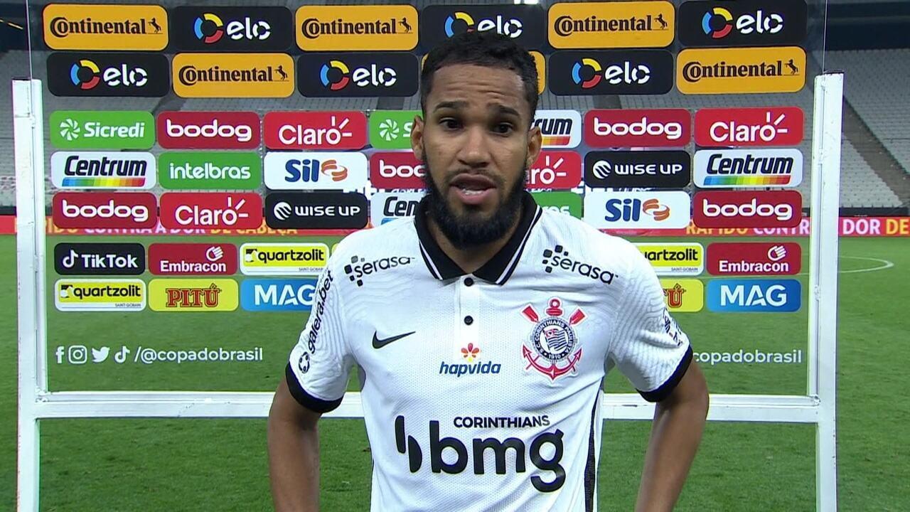 Everaldo diz que duelo contra o América-MG ainda está em aberto na Copa do Brasil
