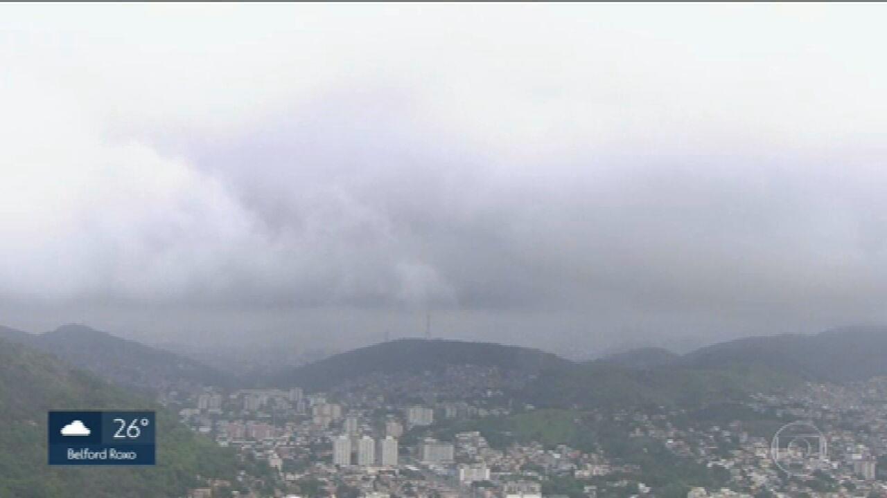 Confira a previsão do tempo para o feriado no Rio
