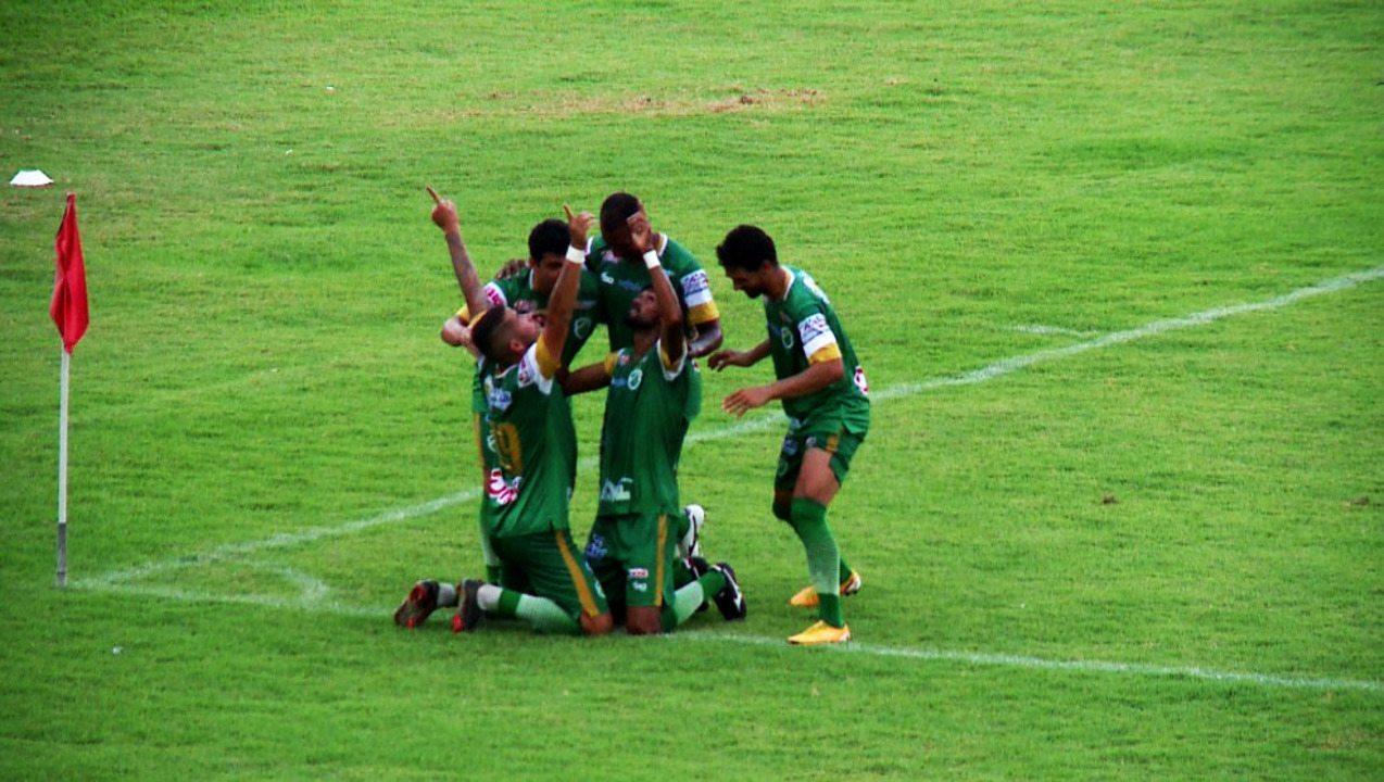 Os gols de River-PI 1 x 2 Altos pela rodada 10 da Série D do Brasileiro