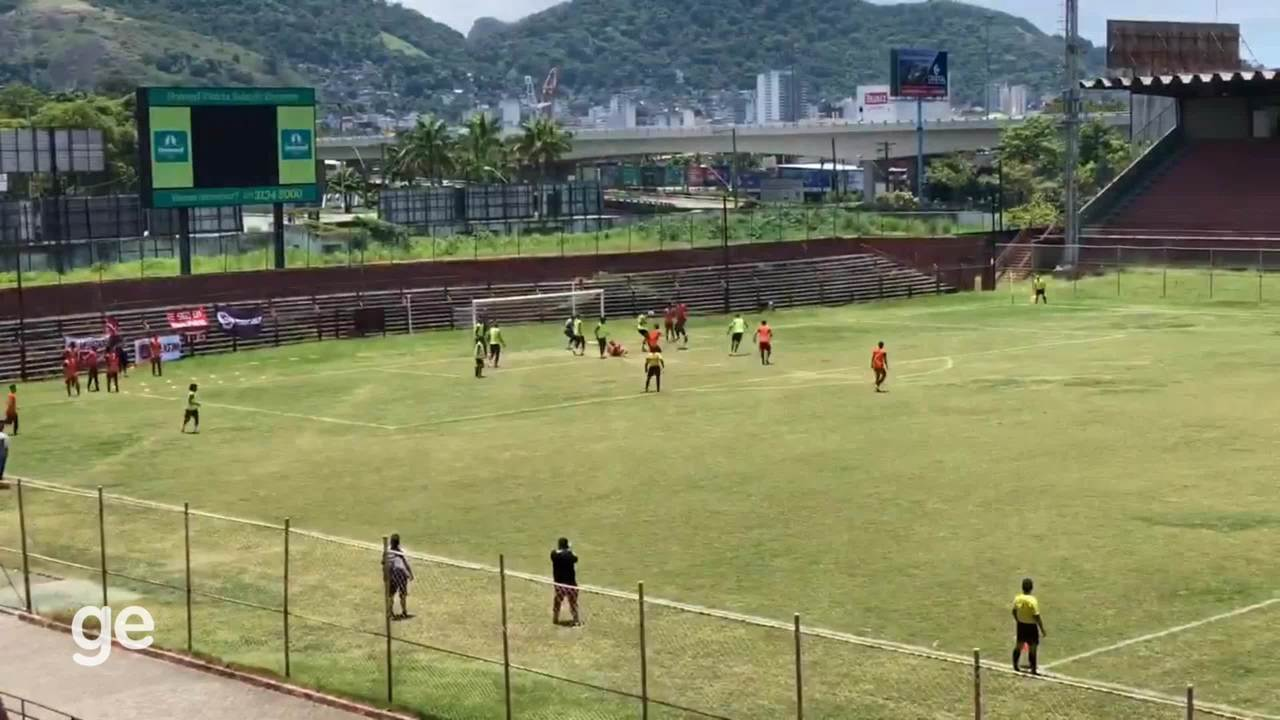 Os gols de Desportiva Ferroviária 2 x 0 Serra, em jogo-treino para o Capixaba 2020