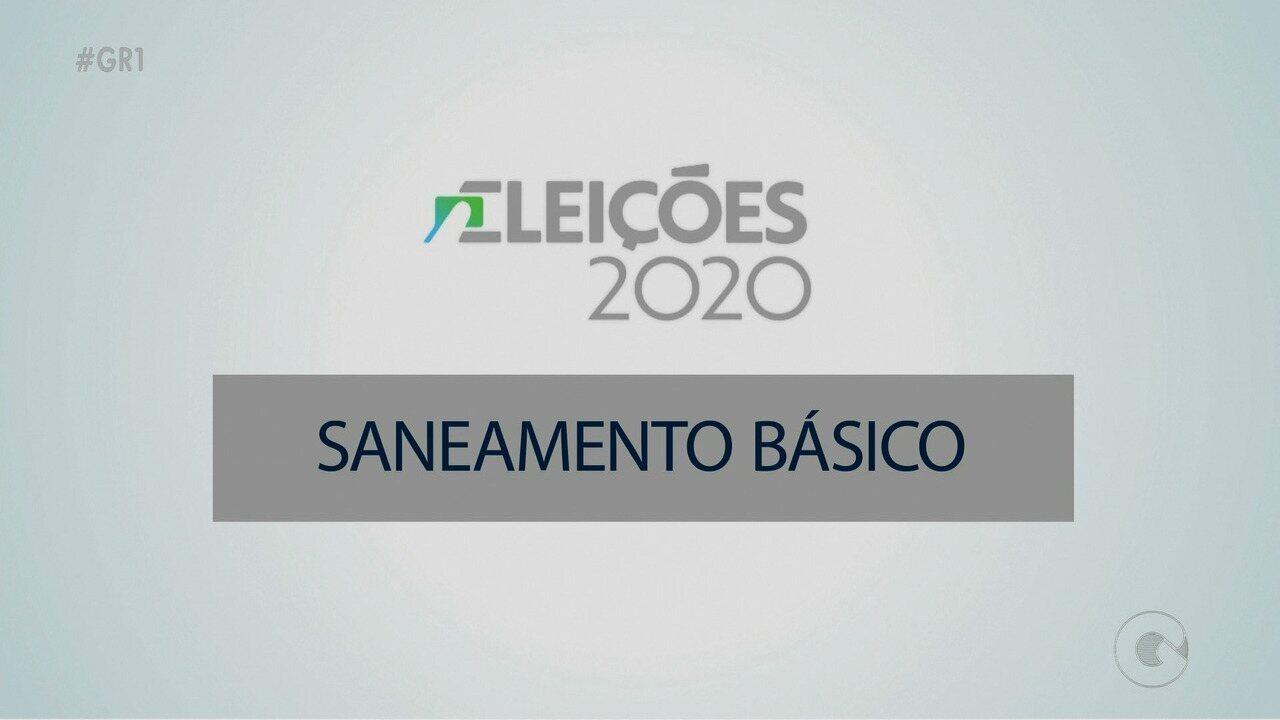 Candidatos à prefeitura de Petrolina apresentam propostas para o saneamento básico