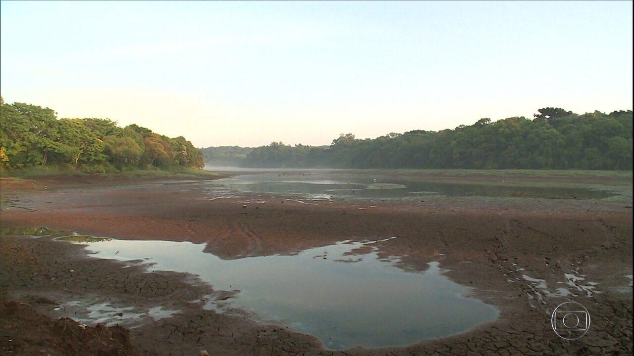 Seca prejudica agricultura e pecuária de Santa Catarina