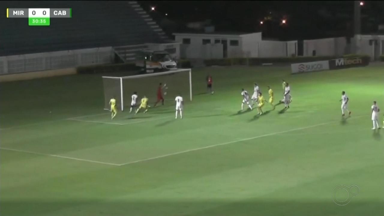 Mirassol vence a Cabofriense, garante a classificação e assume a vice-liderança na Série D