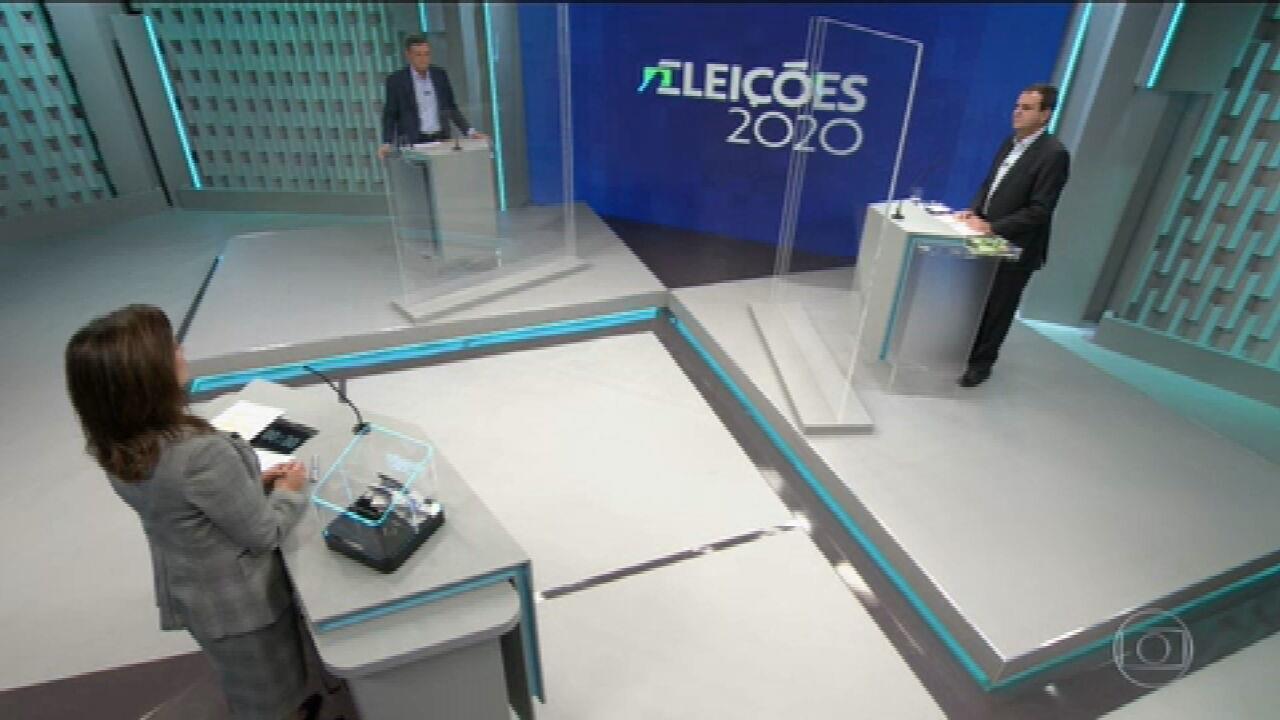 Debate Eleições 2020 - Rio de Janeiro - Íntegra