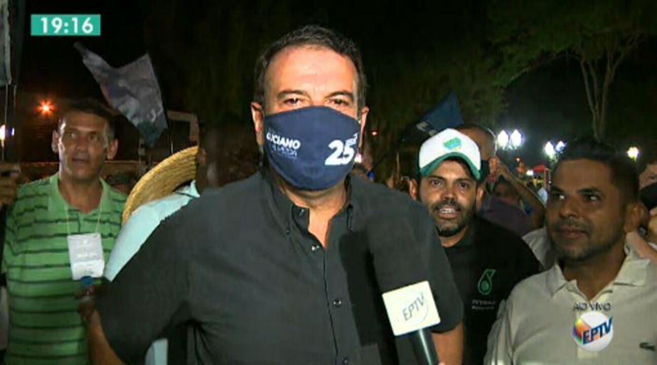 Luciano Almeida, do Democratas, é eleito prefeito de Piracicaba