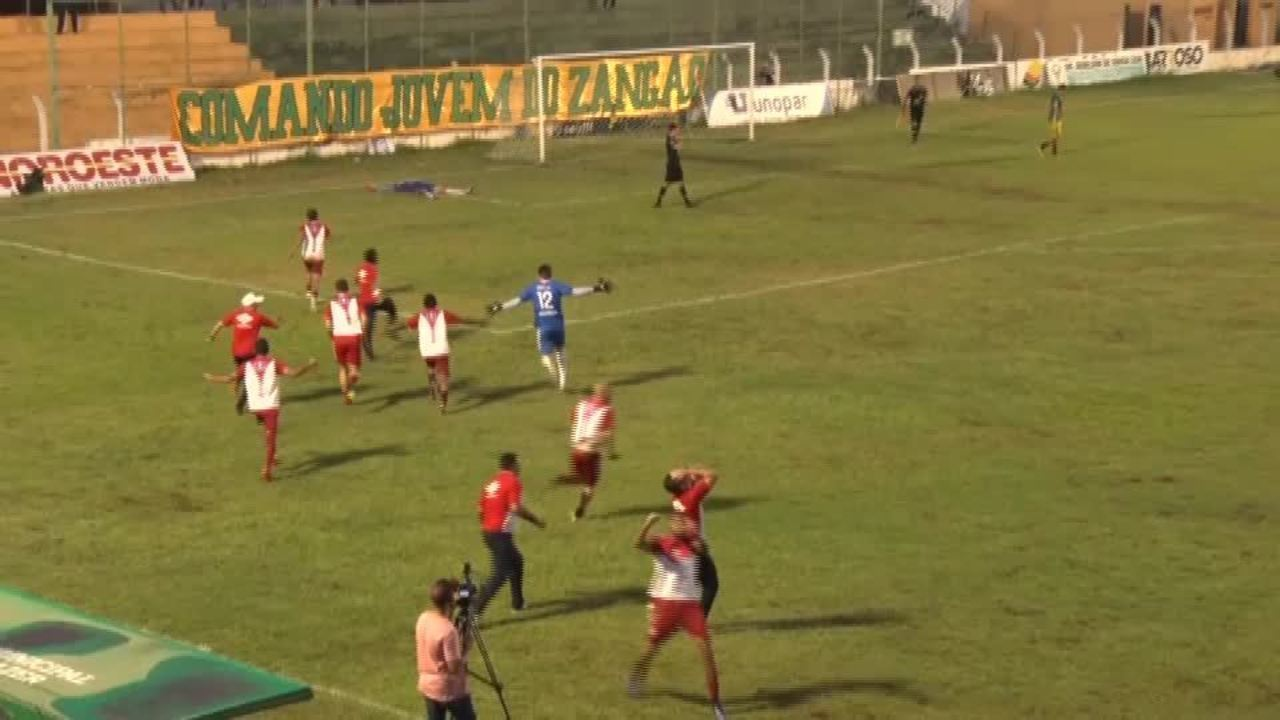 Os gols de Picos 3 (2) x (4) 1 4 de Julho pelo jogo de volta da final do Piauiense 2020