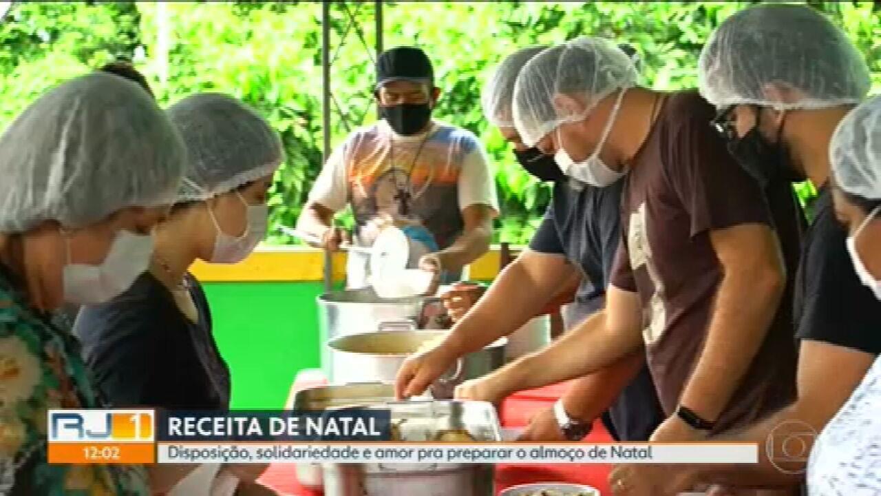 Η παράδοση των Χριστουγέννων του Μητροπολιτικού Καθεδρικού ναού του Ρίο διατηρείται επίσης με επιδημίες