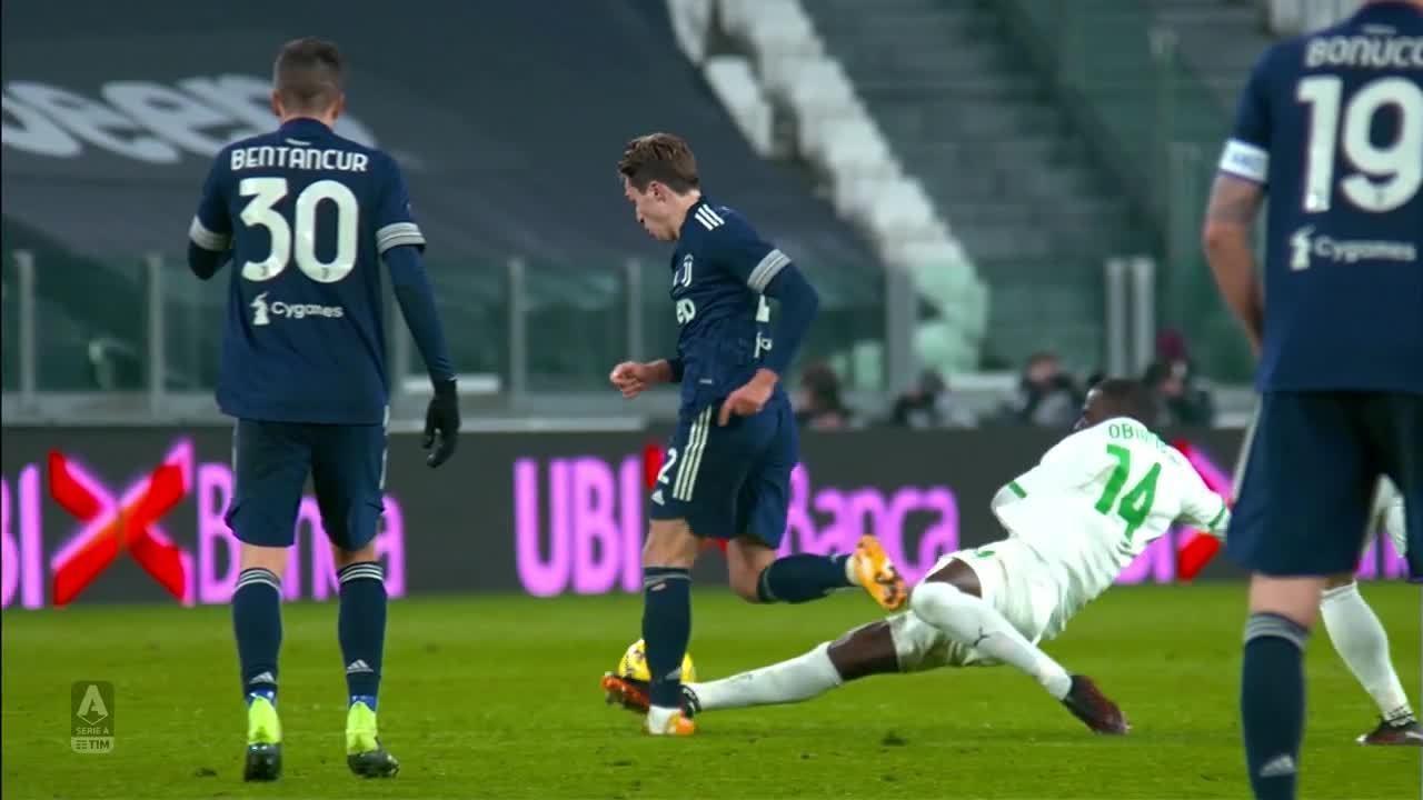 Melhores momentos: Juventus 3 x 1 Sassuolo pelo Campeonato Italiano