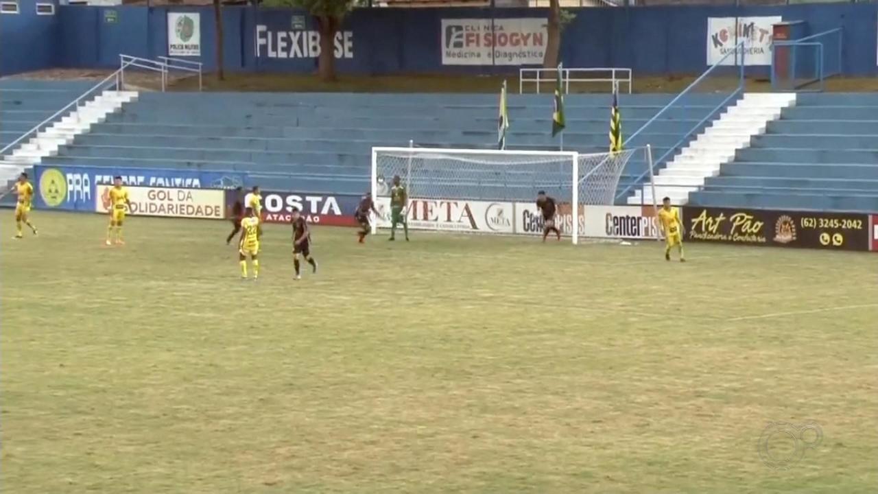 Mirassol garante acesso à Série C do Brasileiro na disputa contra o Aparecidense