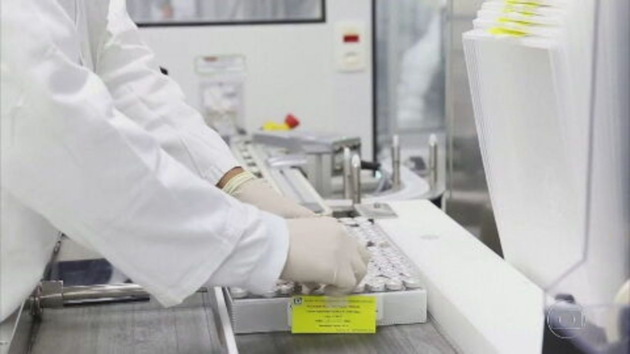 Butantan divulga eficácia geral da CoronaVac: 50,38%
