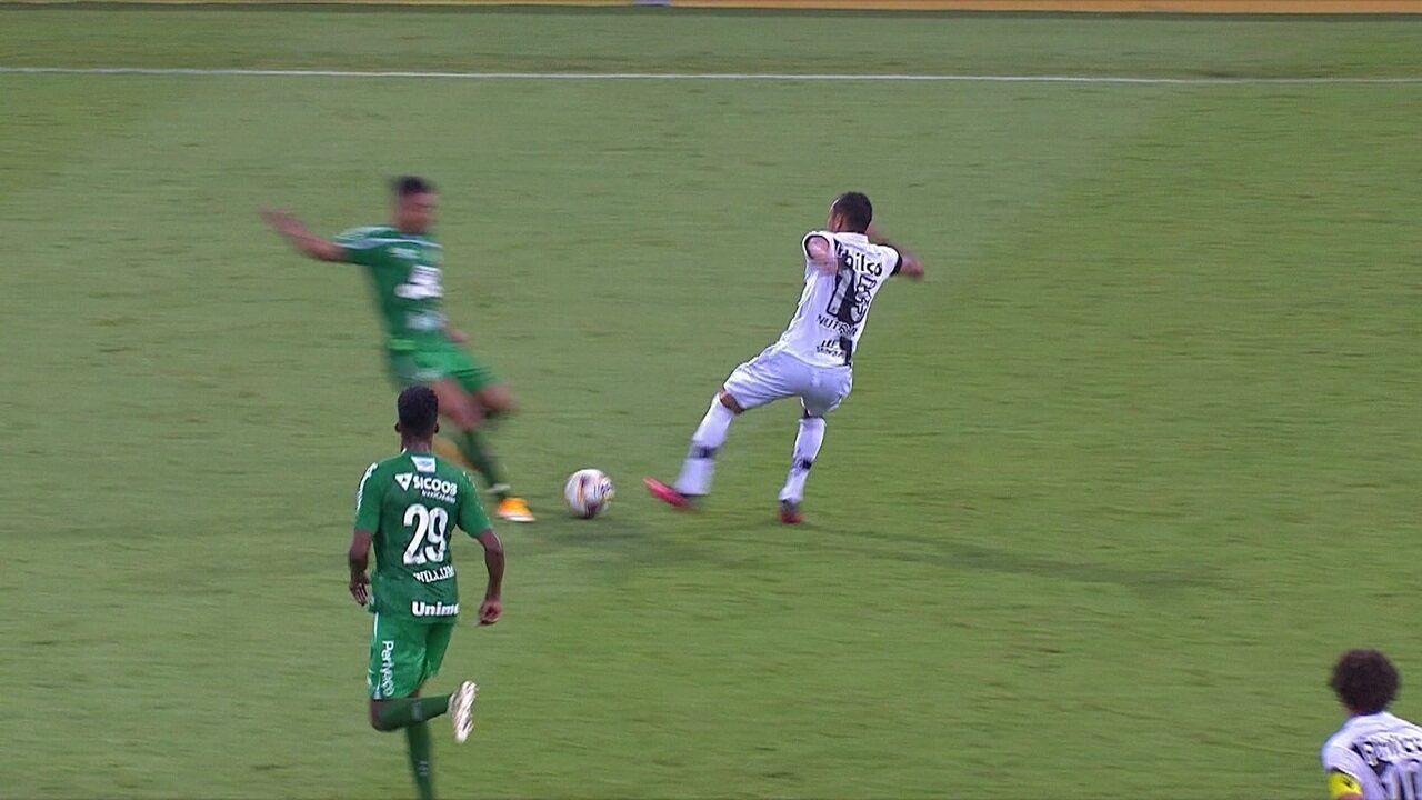 Melhores momentos: Chapecoense 1 x 0 Ponte Preta pela 36ª rodada do Brasileirão 2020