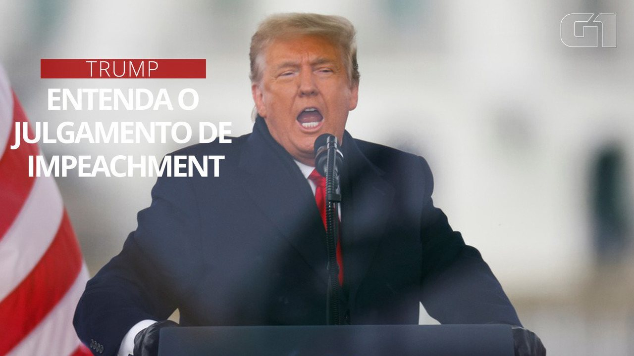 VÍDEO: entenda o julgamento de impeachment de Trump