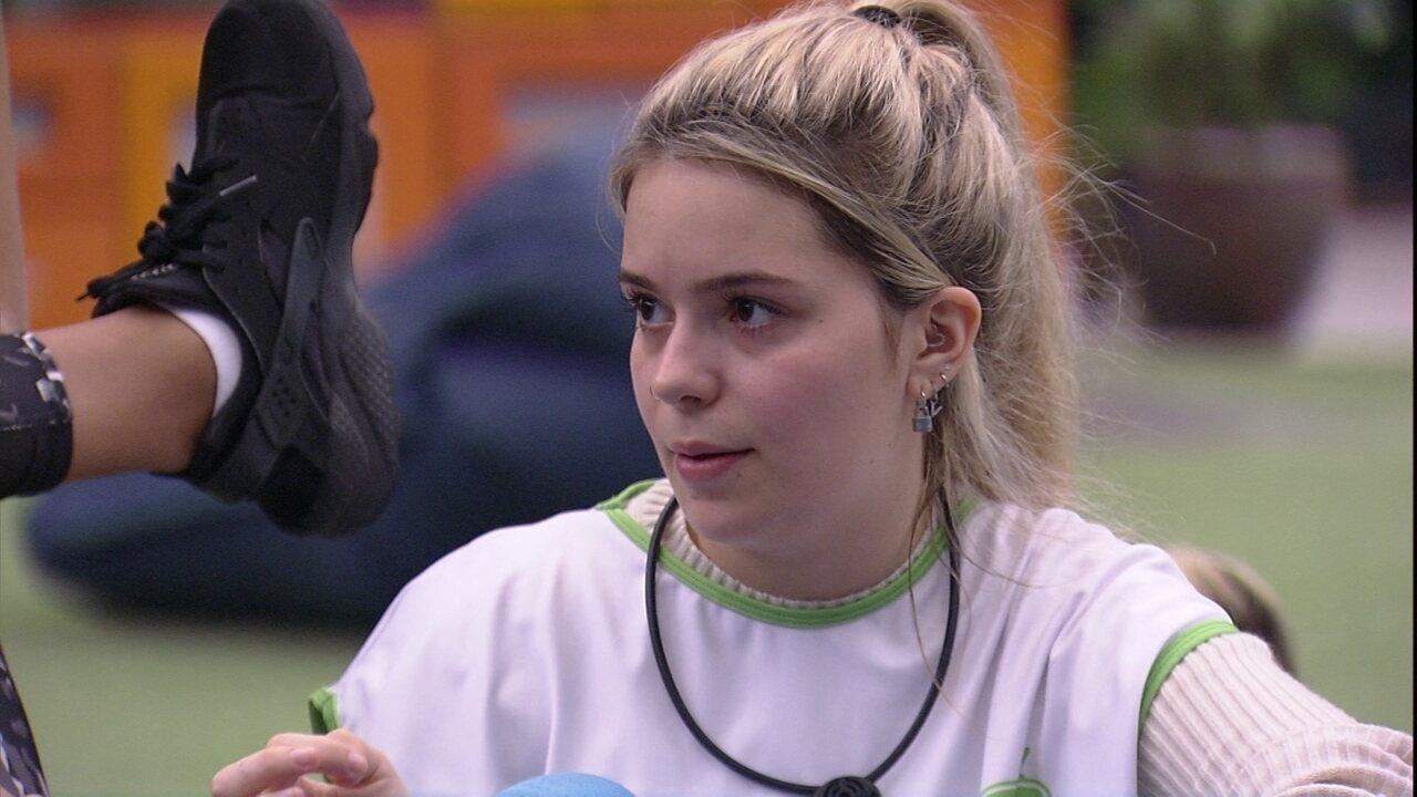 Viih Tube fala para Karol Conká: 'Você, o Nego Di e o Projota são pessoas mais sinceras'