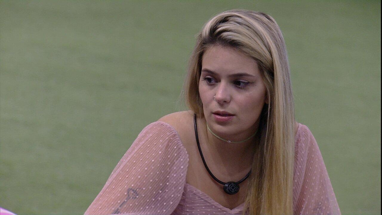 Viih Tube comenta mudança de comportamento de Karol Conká