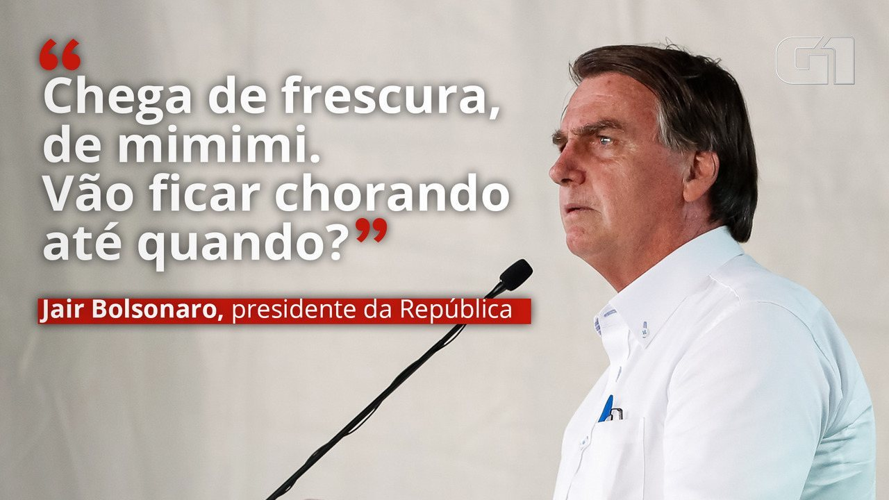 Bolsonaro volta a criticar medidas de restrição em dia de recorde de mortes