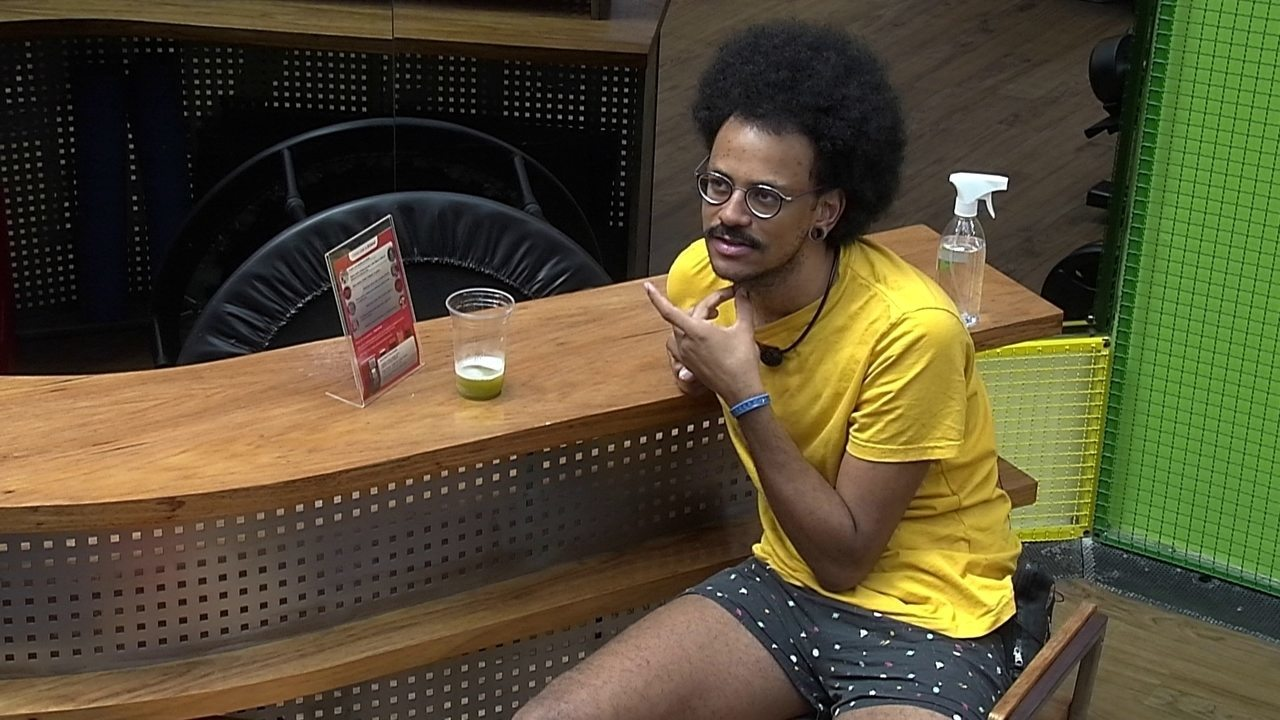 João Luiz fala sobre o vencedor do BBB21: ´Se bobear, vai ser o mais improvável de todos´