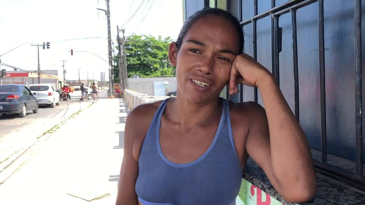 'Mataram meu marido aqui', diz mulher que mora no limite entre o Recife e Olinda