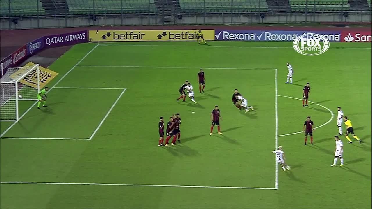 Melhores momentos: Deportivo Lara 1 x 1 Santos, pela pré-Libertadores