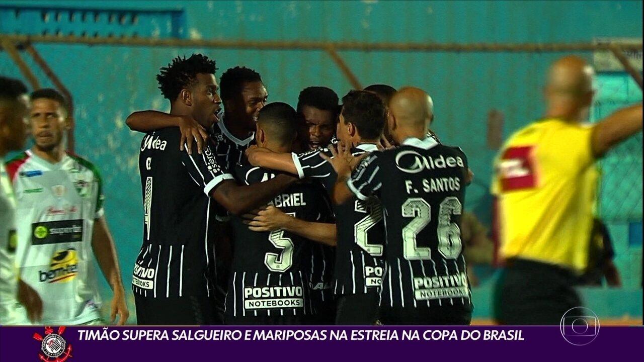 Elenco do Corinthians ganha dois dias de folga após classificação na Copa  do Brasil | corinthians