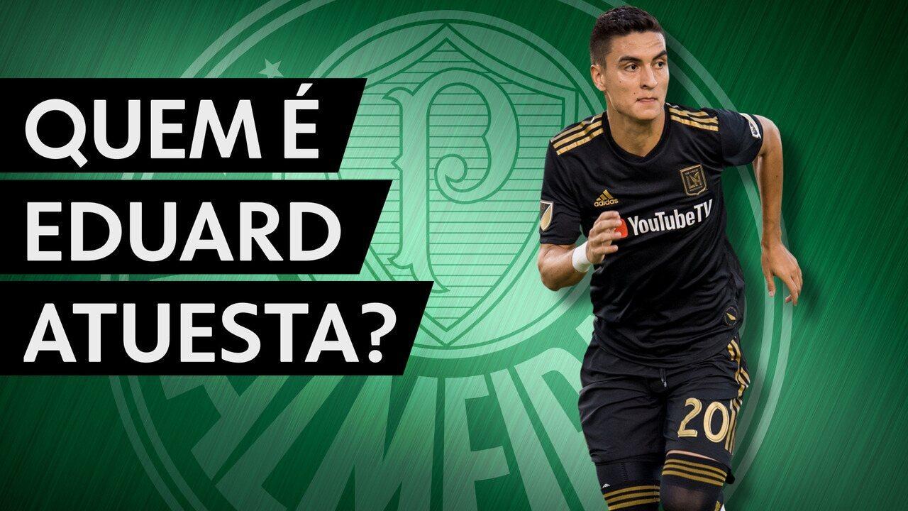 Quem é Eduard Atuesta? Colombiano de 23 anos está na mira do Palmeiras