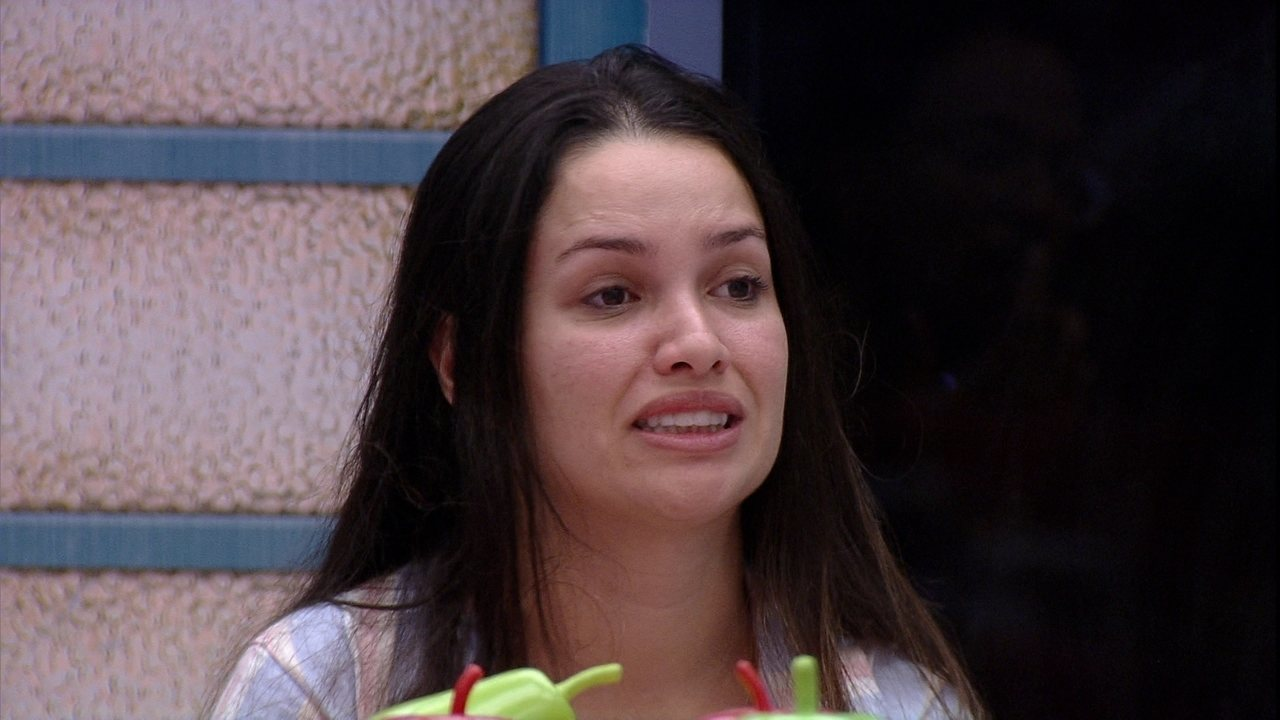Juliette chora por causa da Prova do Líder e diz: 'Eu tinha certeza que ia ganhar'