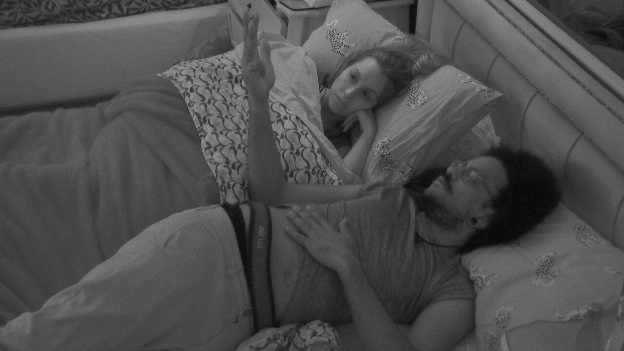 João Luiz diz que Arthur vai dormir no Quarto Cordel do BBB21