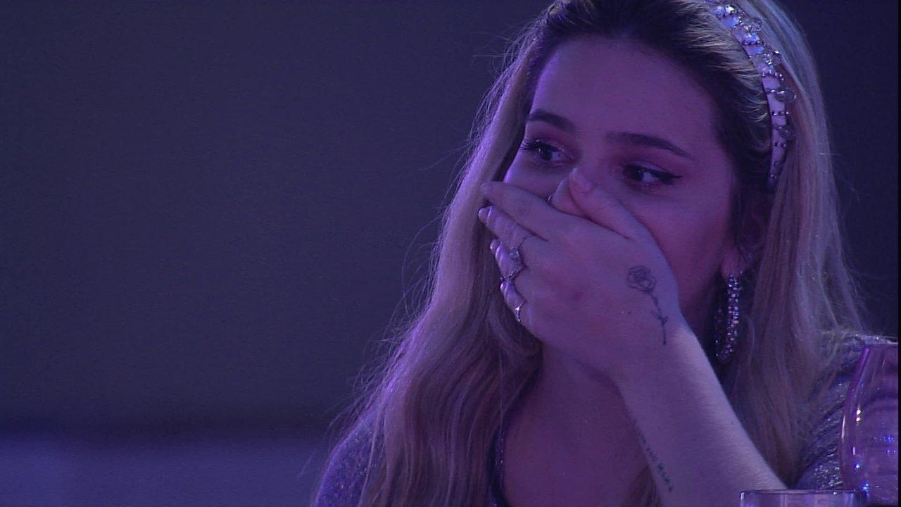 Viih Tube especula sobre Paredão do BBB21: 'Se eu for com a Carla ou Fiuk, eu saio'
