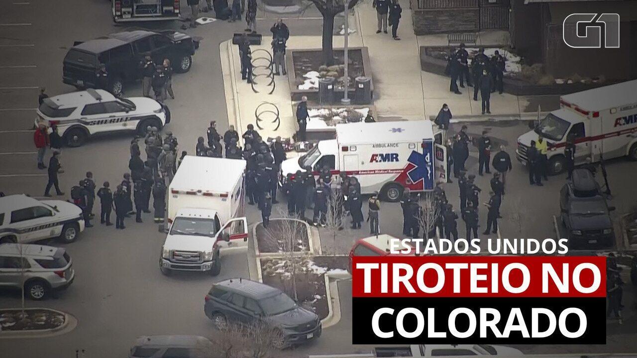 Homem abre fogo em supermercado no Colorado e provoca mortes