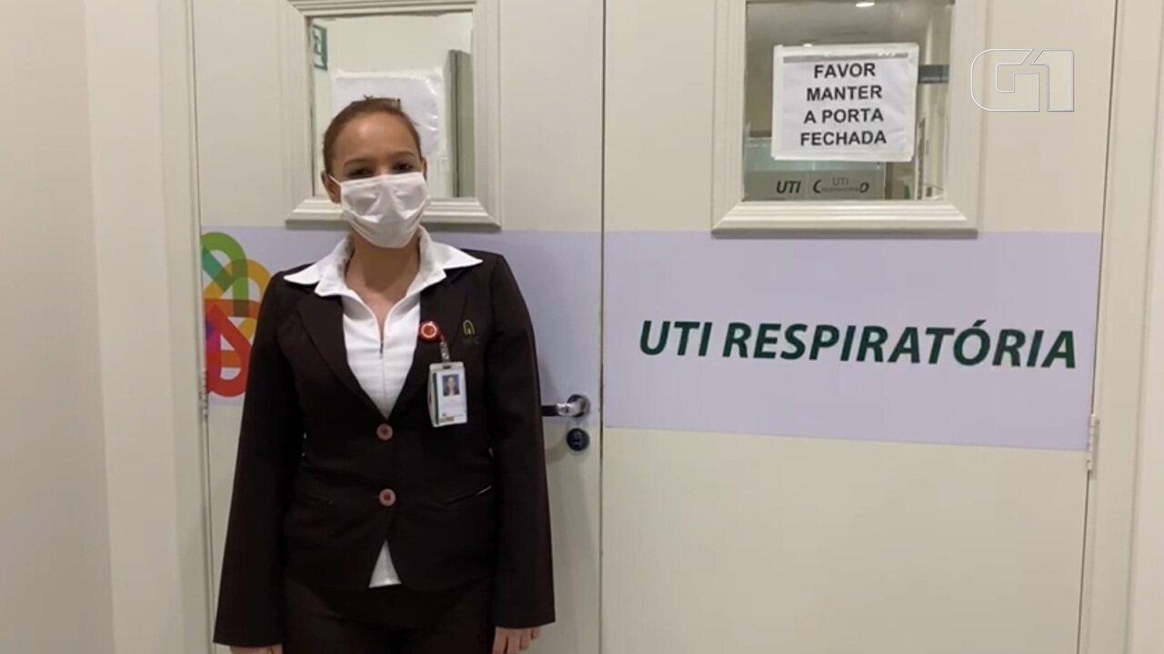 Profissionais de saúde de Piracicaba relatam a rotina durante a pandemia