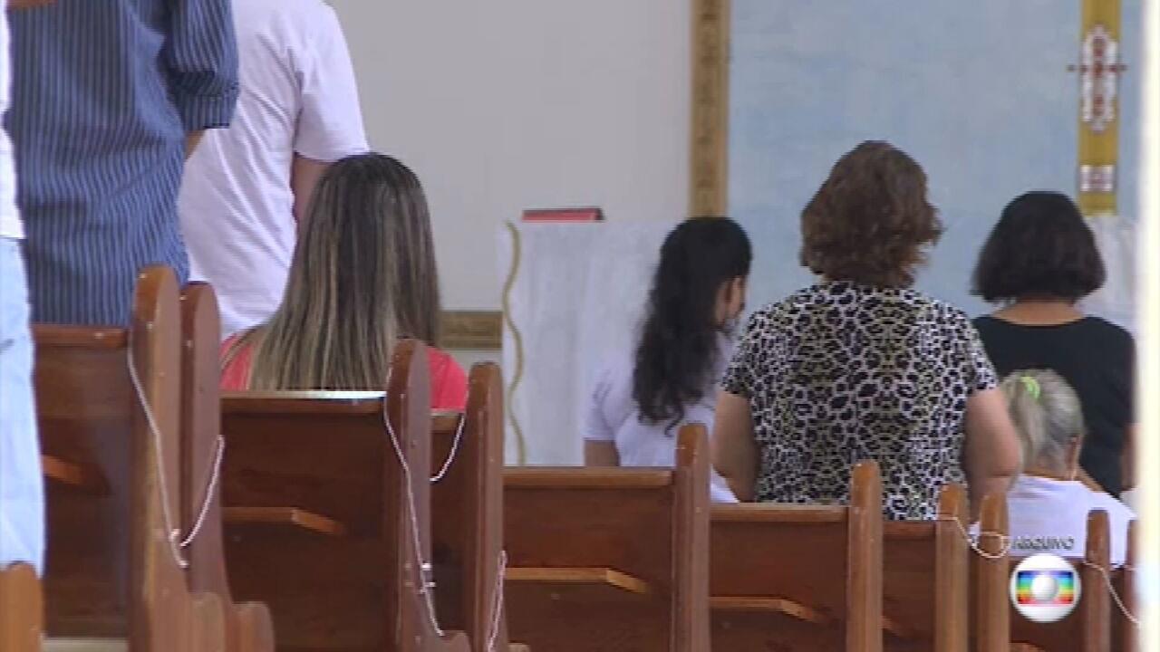 Ministros do STF divergem sobre missas e cultos presenciais na pandemia