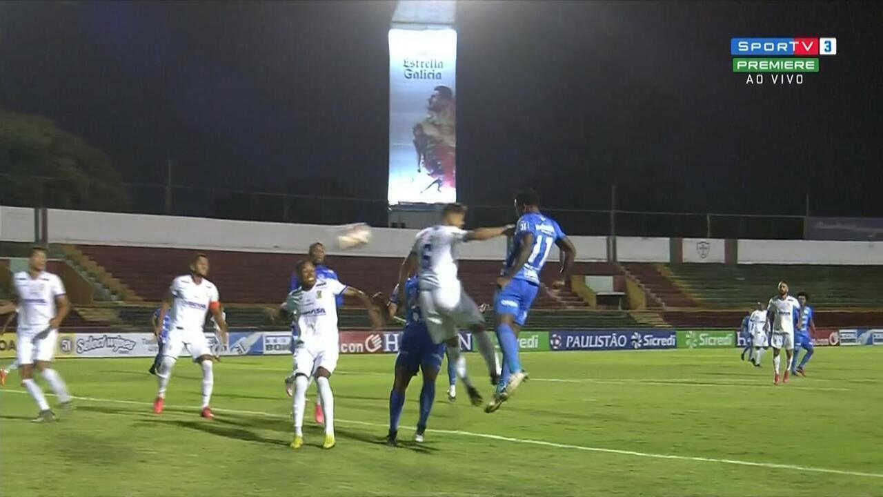 Central do Apito - Paulo César de Oliveira analisa falta em gol do São Bento