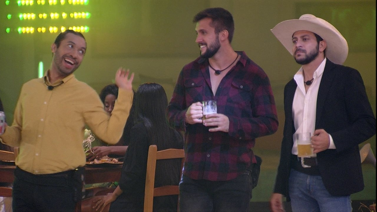 Gilberto declara para Arthur: 'Nós somos os vilões que mais demoraram para sair'