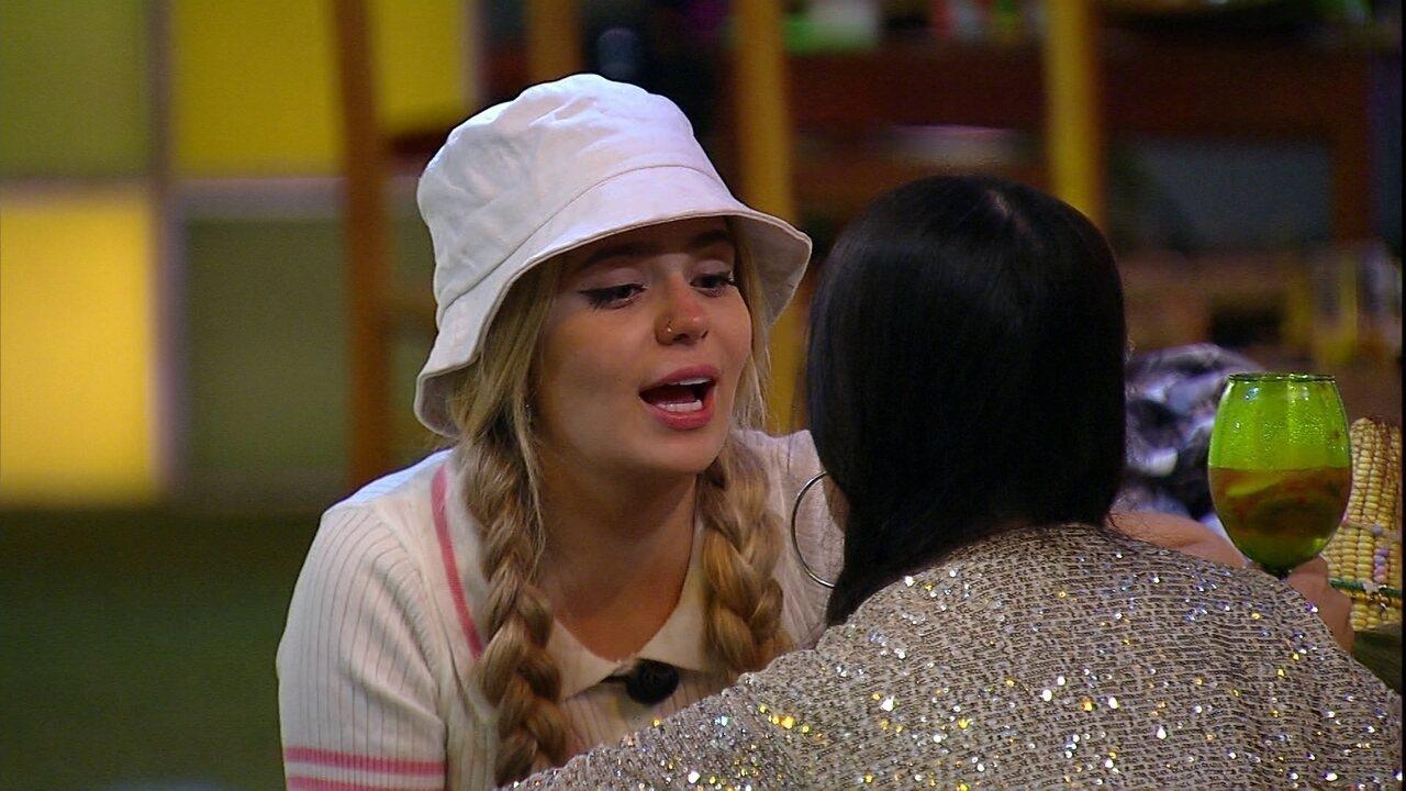 Viih Tube declara a Juliette: 'O que eu puder fazer por você, eu vou fazer'
