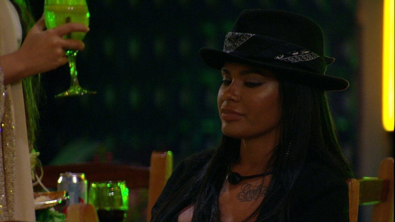 Juliette garante a Pocah no BBB21: 'Você sabe que pode contar comigo'