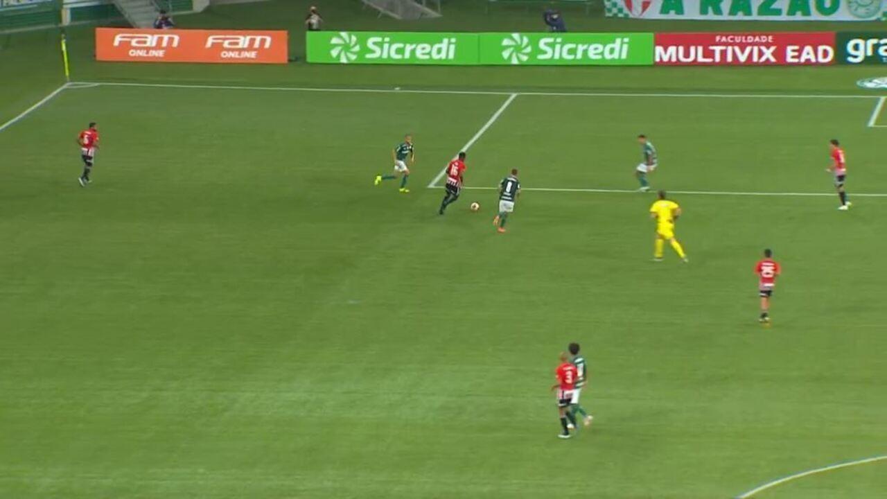 Melhores momentos: Palmeiras 0 x 1 São Paulo pela 5ª rodada do Campeonato Paulista