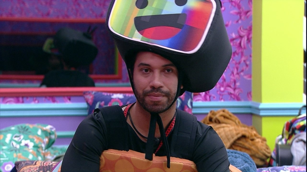 Gilberto fala sobre a Final do BBB21