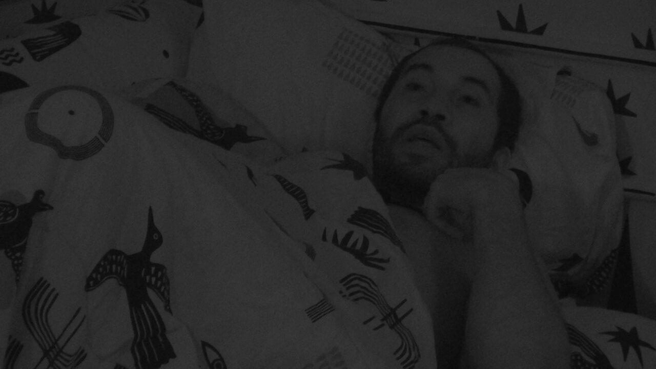 Gilberto avalia trajetória no BBB21: 'Não quero ser eliminado'
