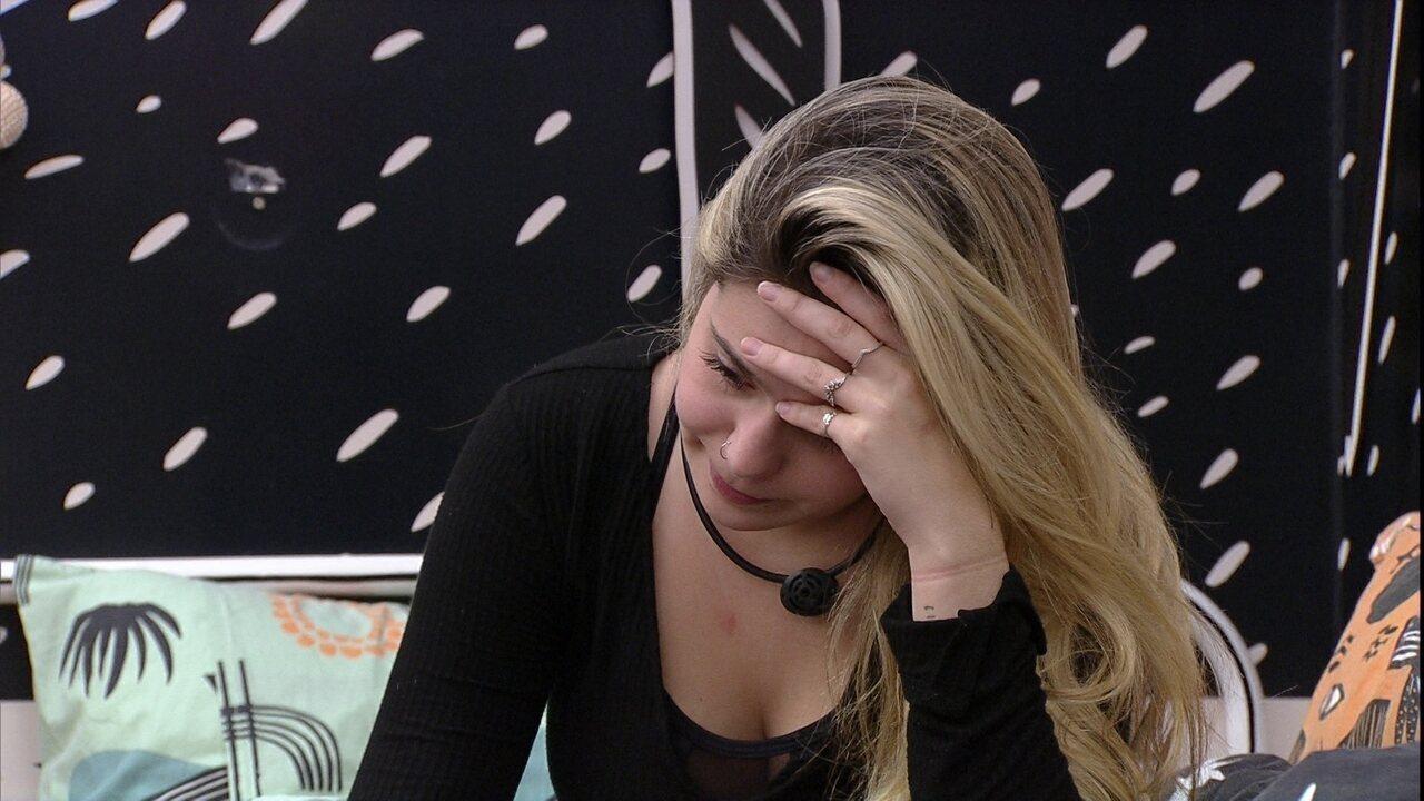 Viih Tube revela a Gilberto: 'Cheguei a me arrepender de ter te indicado na primeira vez'