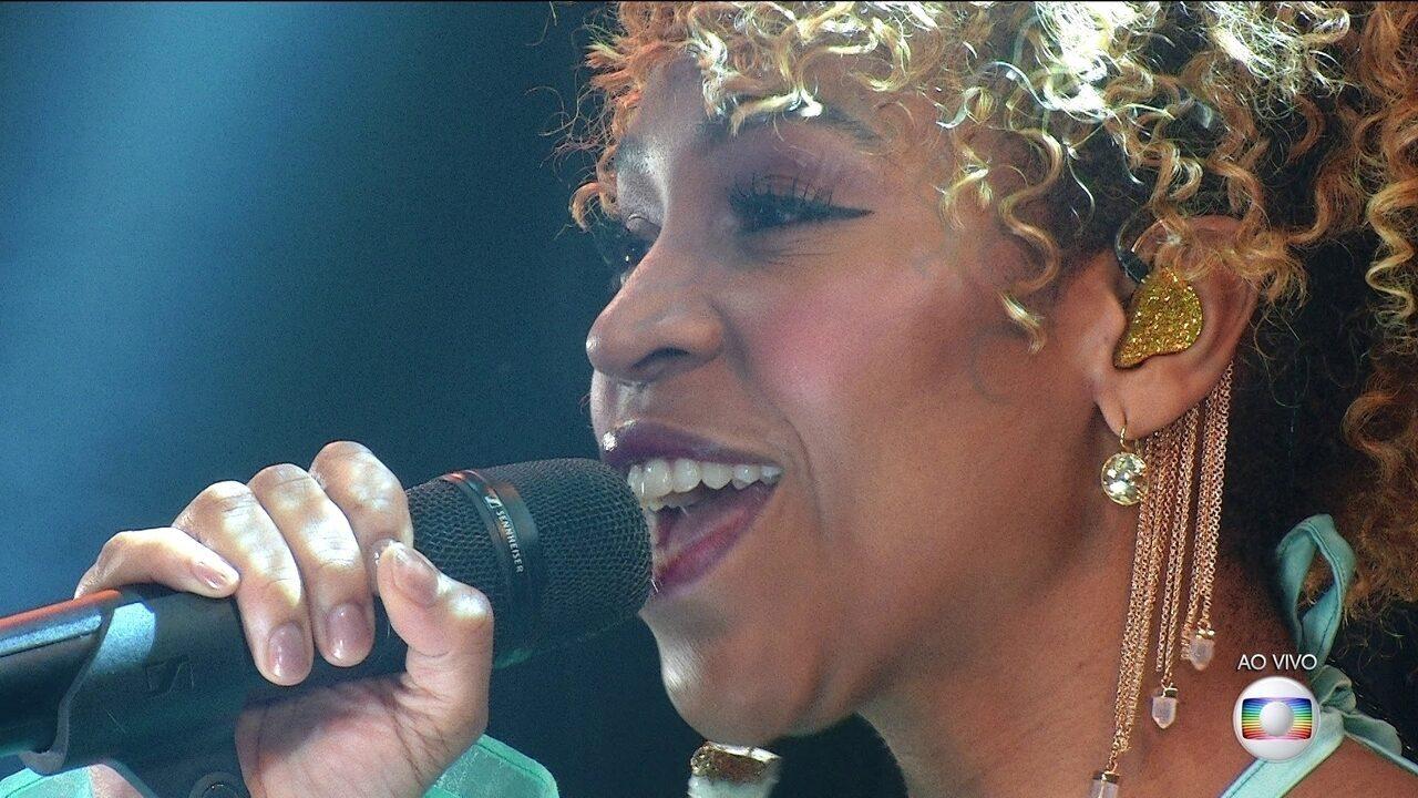Karol Conká apresenta 'Dilúvio', música inédita, na Final do BBB21