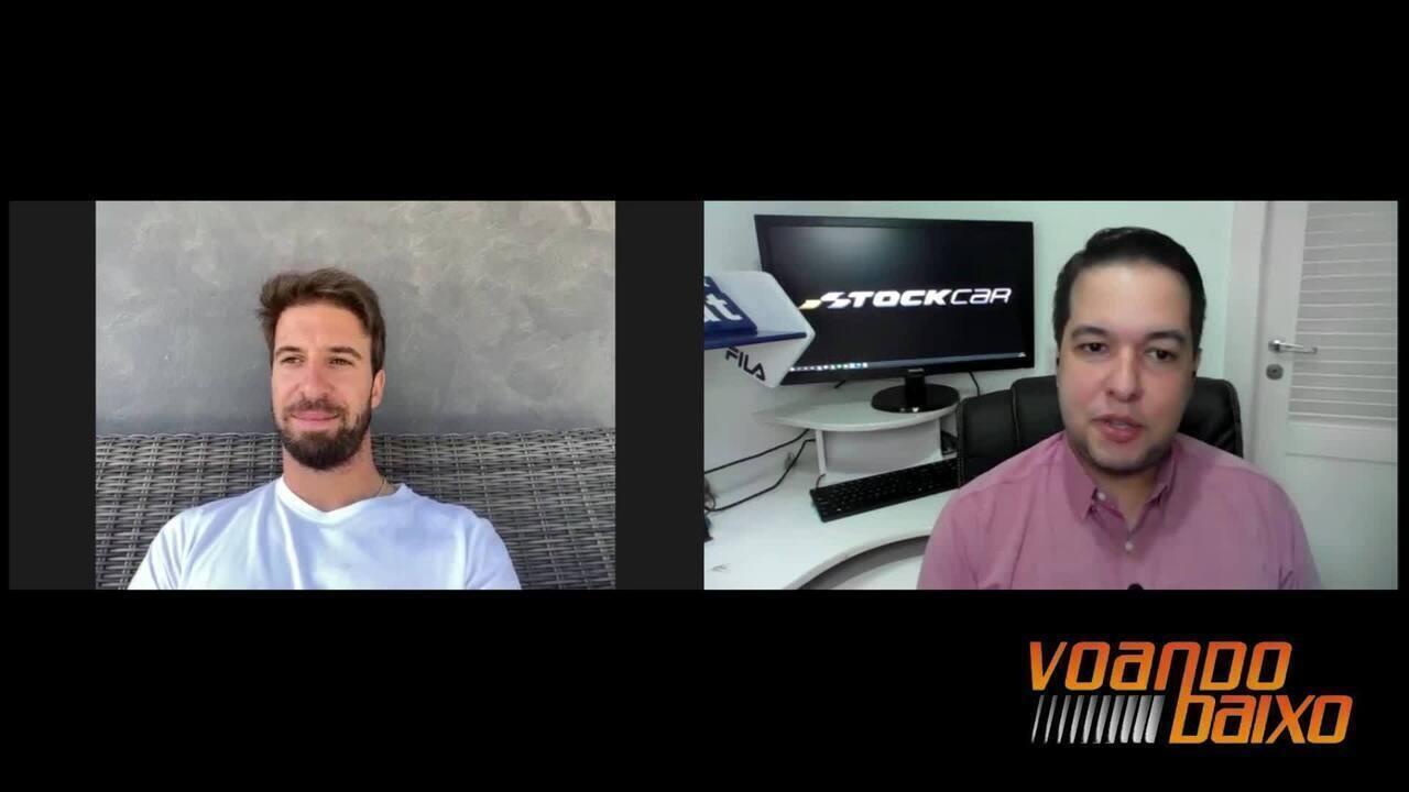 VOANDO BAIXO: Entrevista com António Félix da Costa, campeão mundial da Fórmula E