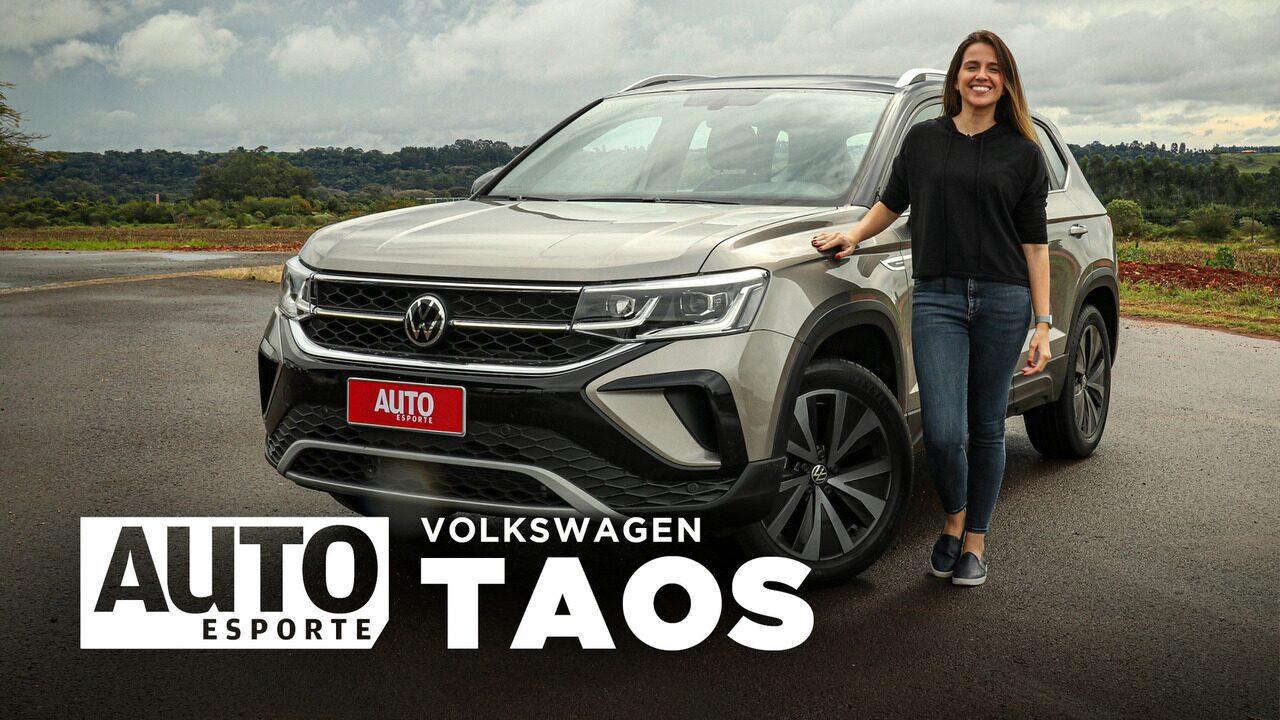 VW Taos 2021 tem o maior preço comparado aos rivais, mas será que o desempenho é superior?