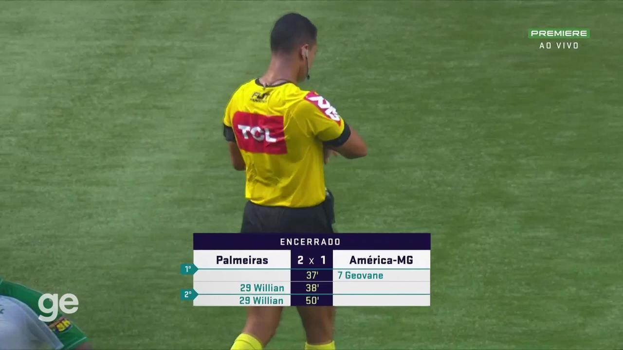 See the best moments of Palmeras 2 x 1 America
