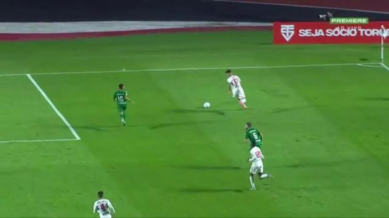 Melhores momentos: São Paulo 2 x 2 Cuiabá pela 6ª rodada do Brasileirão 2021