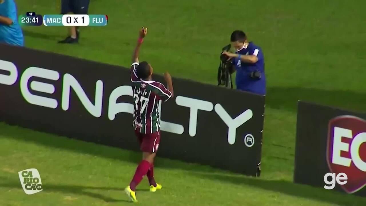 Os gols do Fluminense 100% made in Xerém na temporada