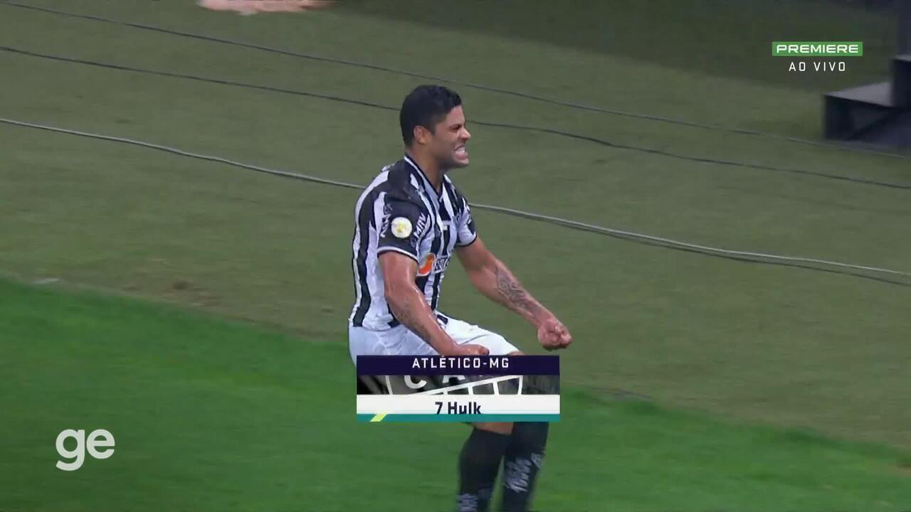 Melhores momentos: Corinthians 1 x 2 Atlético-MG, pela 12ª rodada do Brasileirão