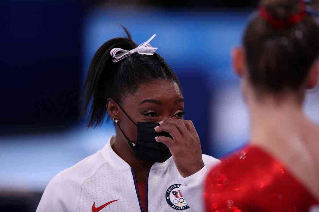 Os detalhes da desistência de Simone Biles em disputar a final individual em Tóquio